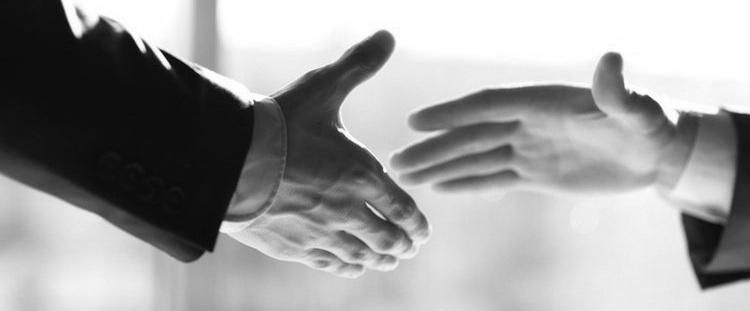 Handshake-grey