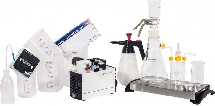 Extraktion-und-Filtration-nach-VDA-19