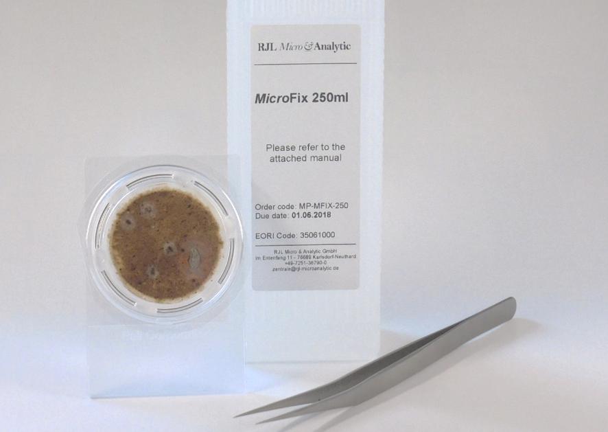 MicroFix-Partikelfixierloesung