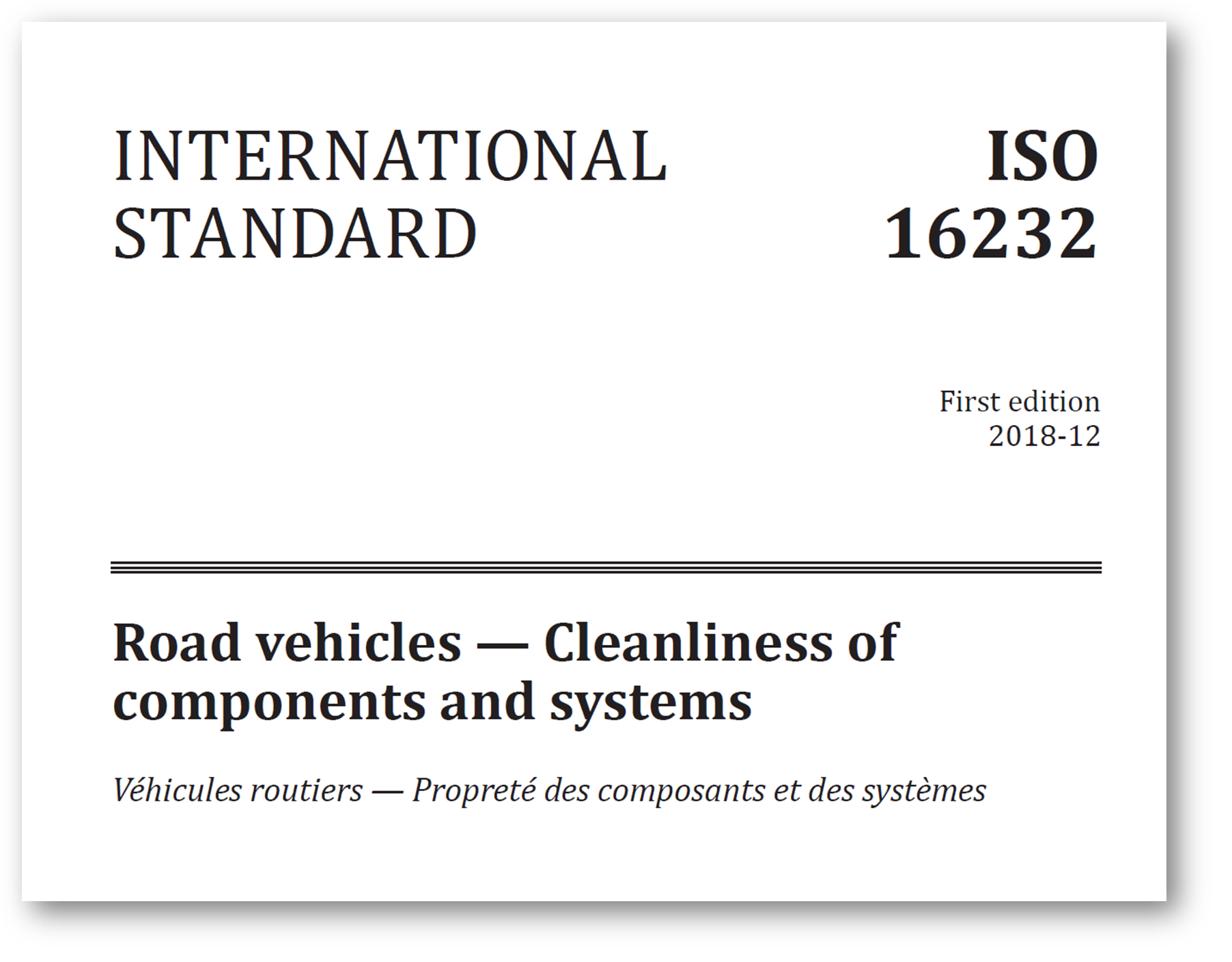 ISO-16232-2018